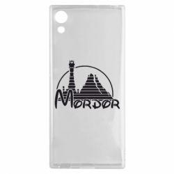 Чехол для Sony Xperia XA1 Mordor (Властелин Колец) - FatLine