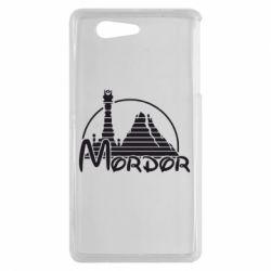 Чехол для Sony Xperia Z3 mini Mordor (Властелин Колец) - FatLine