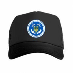 Кепка-тракер Морська Охорора України