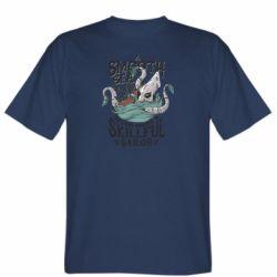 Чоловіча футболка Морське чудовисько Кракен