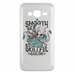 Чохол для Samsung J3 2016 Морське чудовисько Кракен
