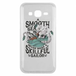 Чохол для Samsung J5 2015 Морське чудовисько Кракен