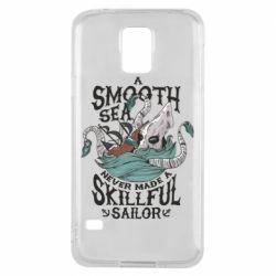 Чохол для Samsung S5 Морське чудовисько Кракен