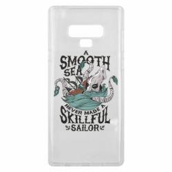 Чохол для Samsung Note 9 Морське чудовисько Кракен