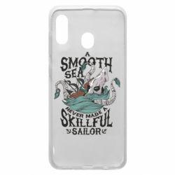 Чохол для Samsung A20 Морське чудовисько Кракен