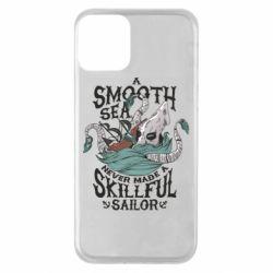 Чохол для iPhone 11 Морське чудовисько Кракен
