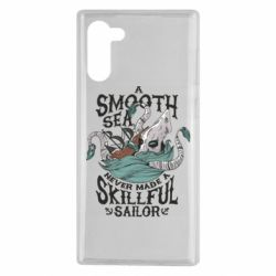Чохол для Samsung Note 10 Морське чудовисько Кракен