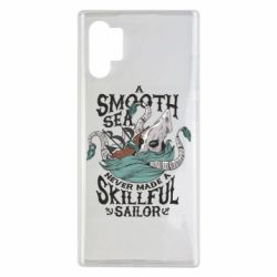 Чохол для Samsung Note 10 Plus Морське чудовисько Кракен
