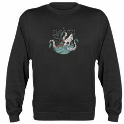 Реглан (світшот) Морське чудовисько Кракен