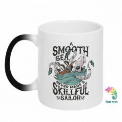 Кружка-хамелеон Морське чудовисько Кракен