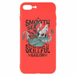 Чохол для iPhone 7 Plus Морське чудовисько Кракен