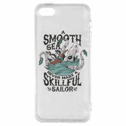Чохол для iphone 5/5S/SE Морське чудовисько Кракен