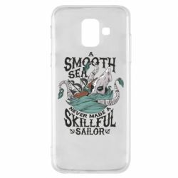 Чохол для Samsung A6 2018 Морське чудовисько Кракен