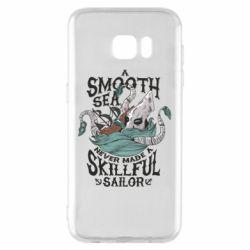 Чохол для Samsung S7 EDGE Морське чудовисько Кракен