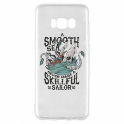 Чохол для Samsung S8 Морське чудовисько Кракен