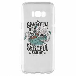 Чохол для Samsung S8+ Морське чудовисько Кракен