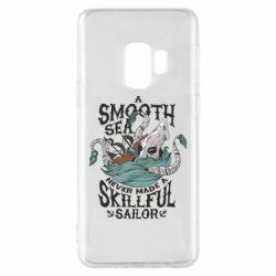 Чохол для Samsung S9 Морське чудовисько Кракен