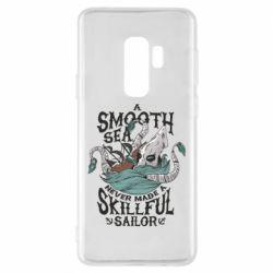 Чохол для Samsung S9+ Морське чудовисько Кракен
