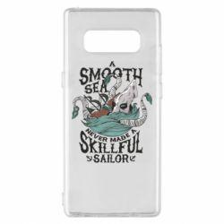 Чохол для Samsung Note 8 Морське чудовисько Кракен