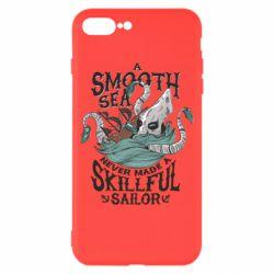 Чохол для iPhone 8 Plus Морське чудовисько Кракен