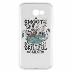Чохол для Samsung A7 2017 Морське чудовисько Кракен