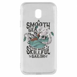 Чохол для Samsung J3 2017 Морське чудовисько Кракен