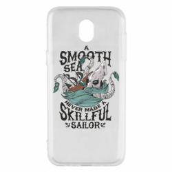 Чохол для Samsung J5 2017 Морське чудовисько Кракен
