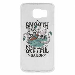 Чохол для Samsung S6 Морське чудовисько Кракен