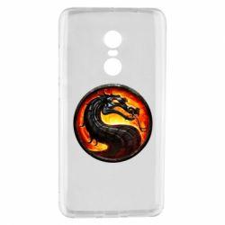 Чохол для Xiaomi Redmi Note 4 Mortal Combat