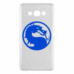 Чехол для Samsung A7 2015 Mortal Combat - FatLine
