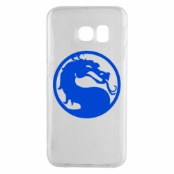 Чехол для Samsung S6 EDGE Mortal Combat