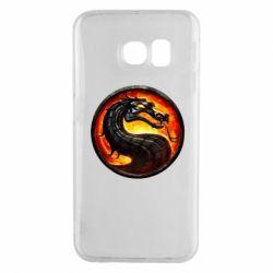 Чохол для Samsung S6 EDGE Mortal Combat