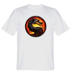 Мужская футболка Mortal Combat - FatLine