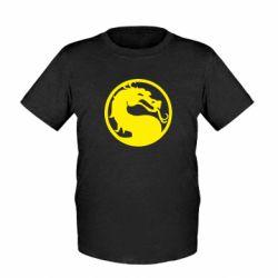 Детская футболка Mortal Combat - FatLine