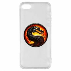 Чохол для iphone 5/5S/SE Mortal Combat