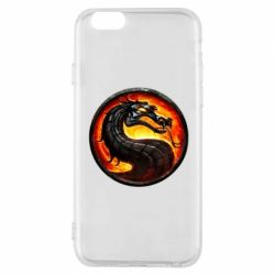 Чохол для iPhone 6/6S Mortal Combat