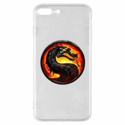 Чохол для iPhone 8 Plus Mortal Combat