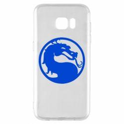 Чехол для Samsung S7 EDGE Mortal Combat