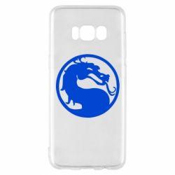 Чехол для Samsung S8 Mortal Combat