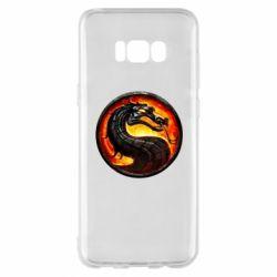 Чохол для Samsung S8+ Mortal Combat