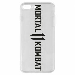 Чохол для iPhone 7 Plus Mortal kombat 11 logo