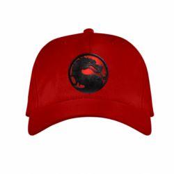 Детская кепка Mortal Kombat Logo