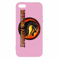 Чехол для iPhone5/5S/SE Mortal Kombat