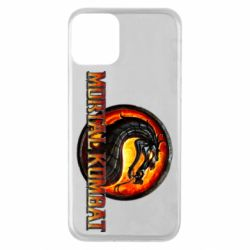 Чехол для iPhone 11 Mortal Kombat