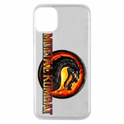 Чехол для iPhone 11 Pro Mortal Kombat