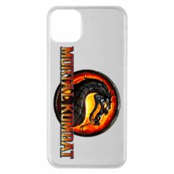 Чехол для iPhone 11 Pro Max Mortal Kombat