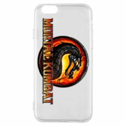 Чехол для iPhone 6/6S Mortal Kombat