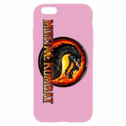 Чехол для iPhone 6 Plus/6S Plus Mortal Kombat