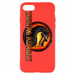 Чехол для iPhone 8 Mortal Kombat