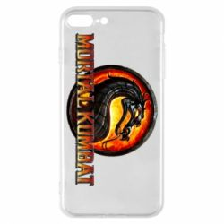 Чехол для iPhone 8 Plus Mortal Kombat